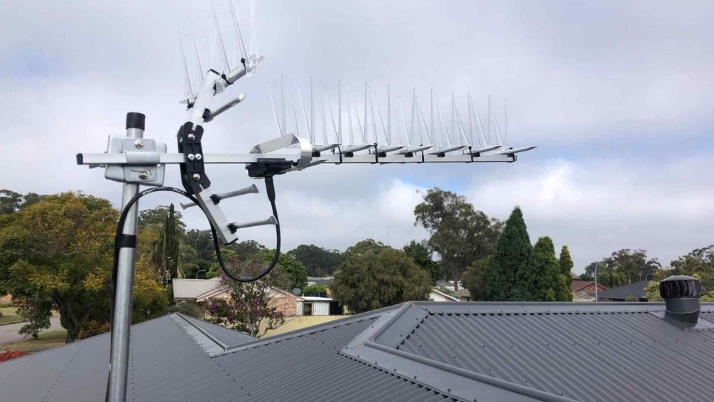 tv antenna installation and satellite Newcastle